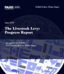 Livestock Levy cover