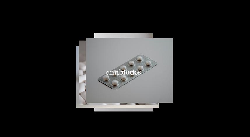 AMR Antibiotics